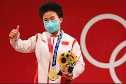CHOÁNG: Nữ VĐV giành HCV, phá luôn 3 kỷ lục Olympic