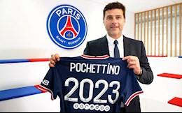 HLV Pochettino được PSG trói chân sau một mùa giải thất bát