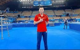 Lê Thanh Tùng chia sẻ sau khi TDDC dừng bước tại Olympic