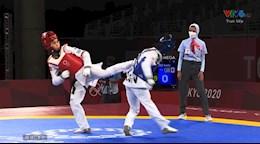 VIDEO: Kim Tuyền thắng áp đảo để vào tứ kết môn taekwondo tại Olympic