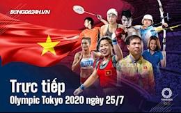 Kết quả Olympic Tokyo 2020 ngày 25/7: Tiến Minh thất thủ ở ngày ra quân môn Cầu lông