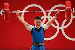 Thạch Kim Tuấn không thành công ở Olympic Tokyo 2020