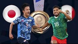 Link xem trực tiếp Nhật Bản vs Mexico Olympic Tokyo 2020