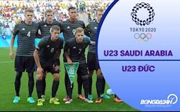 Video Saudi Arabia vs Đức (Vòng bảng Bóng đá nam Olympic 2020)