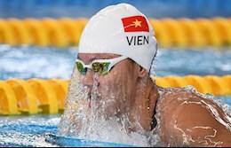 Ánh Viên gây thất vọng ở nội dung 200m tự do nữ Olympic 2020
