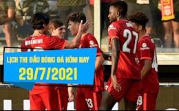 Lịch thi đấu bóng đá hôm nay 29/7: Hertha Berlin vs Liverpool; Everton vs Pumas UNAM