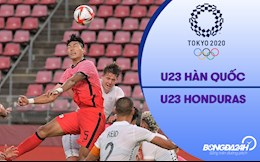 Video bóng đá: Hàn Quốc 6-0 Honduras (Vòng bảng Bóng đá nam Olympic 2020)