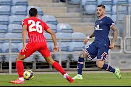Video tổng hợp: PSG 2-2 Sevilla (Giao hữu bóng đá hè 2021)