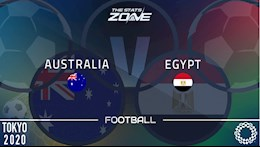 Nhận định bóng đá Australia vs Ai Cập 18h00 ngày 28/7 (Olympic 2020)