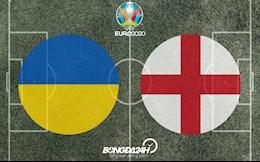 ĐỘI HÌNH CHÍNH THỨC Ukraine vs Anh rạng sáng 4/7/2021 (Tứ kết Euro 2020)