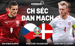 Soi kèo, dự đoán Séc vs Đan Mạch (23h00 ngày 3/7): Cổ tích chưa thể chấm dứt