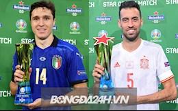Link xem trực tiếp Euro 2020: Italia vs Tây Ban Nha VTV3 hôm nay