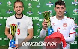 Trực tiếp bóng đá VTV3 Euro 2020: Anh vs Đan Mạch 90 phut tv