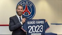 Sergio Ramos lỡ trận ra mắt PSG do chấn thương
