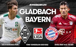 Lewandowski saves the king of Bayern Munich from defeat on the opening day of the Bundesliga 2021/22
