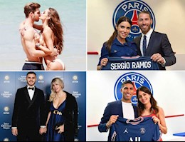 Admire the beauty of PSG's new WAGs