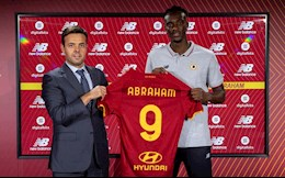 Tammy Abraham officially arrived in Rome