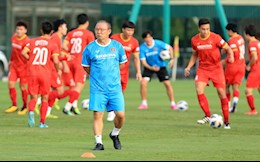 What did Coach Park Hang Seo see from the practice match of the Vietnam team?