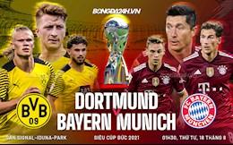 Lewandowski engulfed the old team again, Bayern won the German Super Cup