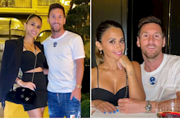 Messi and his wife are about to become Neymar's neighbors