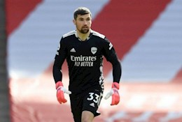 The goalkeeper who used to play for Arsenal is eager to face Vietnam