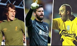 Liverpool legend expects Alisson to be the best in history