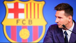 Messi hasn't cleaned up all the things at Barca yet