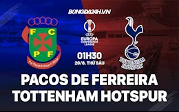 Comments Pacos Ferreira vs Tottenham 1:30 on August 20 (Europa Conference League 2021/22)