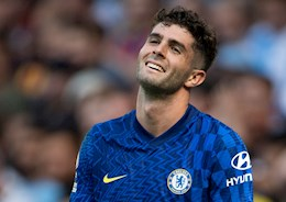 Pulisic positive for COVID-19
