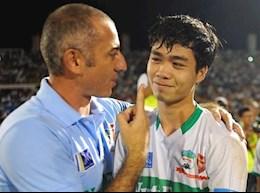 Cong Phuong's former teacher officially bid farewell to HAGL