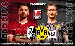 Haaland was silent, Dortmund failed away from home