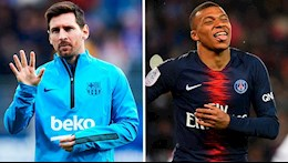 What does Toni Kroos say about Messi pushing Mbappe to Real Madrid?