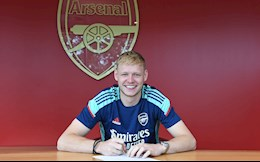 Arsenal officially signed goalkeeper Ramsdale