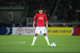 Chiêm ngưỡng lại những siêu phẩm đá phạt đẹp mắt của Ronaldo tại MU
