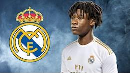 Eduardo Camavinga, tân binh của Real Madrid đặc biệt ra sao?