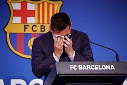 """Messi đã """"vứt vào sọt rác"""" 1 triệu USD trong ngày chia tay Barca?"""