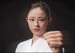 Cộng đồng mạng dậy sóng với vẻ đẹp thuần khiết của nữ hoàng Karate Trung Quốc