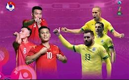 Trực tiếp Futsal World Cup 2021 hôm nay 13/9 (Link xem VTV5, VTV6)