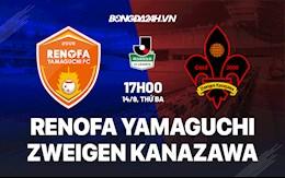 Nhận định bóng đá Renofa Yamaguchi vs Zweigen Kanazawa 17h ngày 14/9 (Hạng 2 Nhật 2021)
