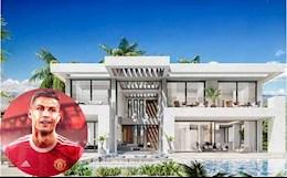 Khám phá căn biệt thự đẹp mê ly của Cristiano Ronaldo sau khi trở về MU