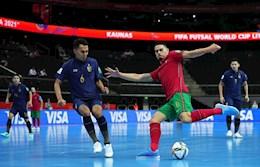 ĐT futsal Thái Lan suýt tạo nên bất ngờ trước Bồ Đào Nha
