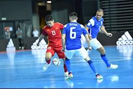 ĐT futsal Việt Nam cần cải thiện điều gì sau trận thua Brazil?