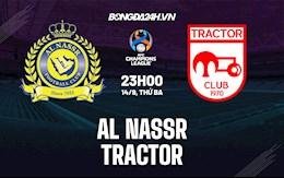 Nhận định Al Nassr vs Tractor 23h00 ngày 14/9 (AFC Champions League 2021)