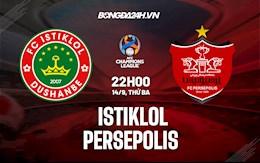 Nhận định Istiklol vs Persepolis 22h00 ngày 14/9 (AFC Champions League 2021)