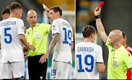 HY HỮU: Trọng tài rút nhầm thẻ đỏ ở Champions League