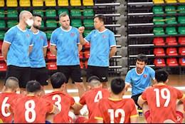 ĐT futsal Việt Nam rút ra bài học gì sau trận thua Brazil?