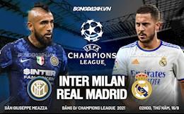 """""""Nhà vua Champions Legue"""" thắng kịch tính Inter Milan"""