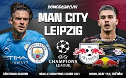 Man City hạ gục Leipzig sau trận tennis tại Etihad
