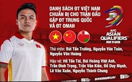 7 sự thay đổi của HLV Park Hang Seo trong danh sách ĐT Việt Nam