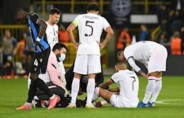 Để Club Brugge cầm hòa, PSG còn nhận hung tin từ Kylian Mbappe